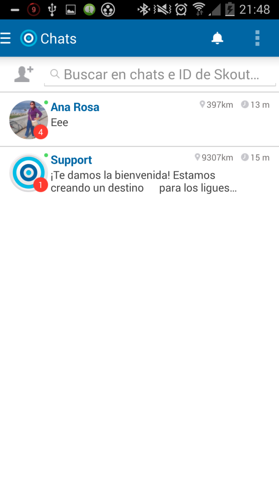 Skout Chat Lista