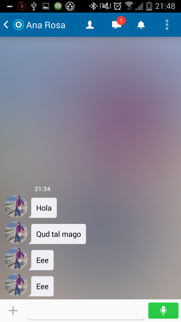 Skout Chat