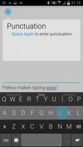 Fleksy Tutorial