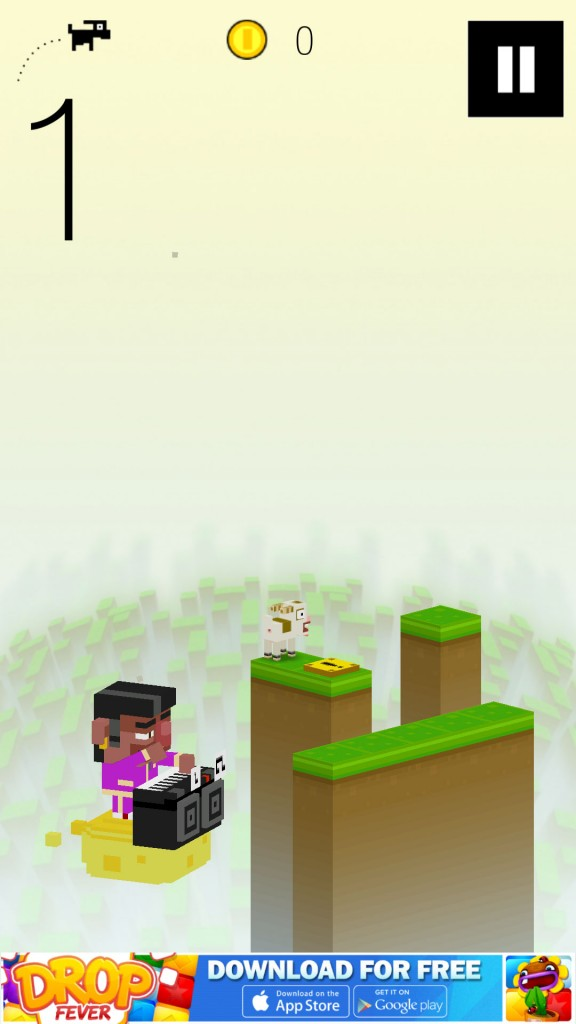 Crossy Goat juego