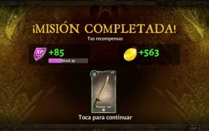 Dungeon Hunter V completa misiones 1