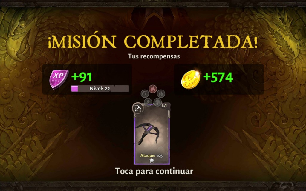 Dungeon Hunter V completa misiones 2