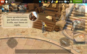Dungeon Hunter V recibe cofres