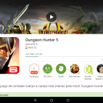 Descarga la actualización Dungeon Hunter V