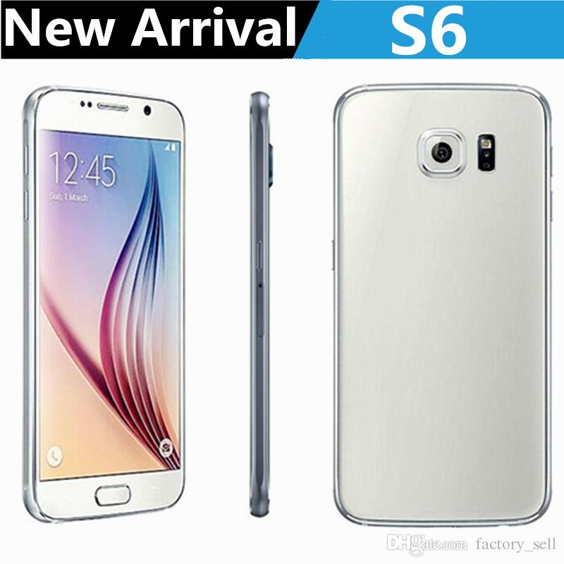 1-1 S6 phone 5.1- quad core Metal side Android 5.0 MTK6582 MTK6572 3GB RAM 32GB ROM 16Mp 3G unlocked Cell phone