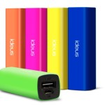 PowerBank Ideus PB2200CRF colores