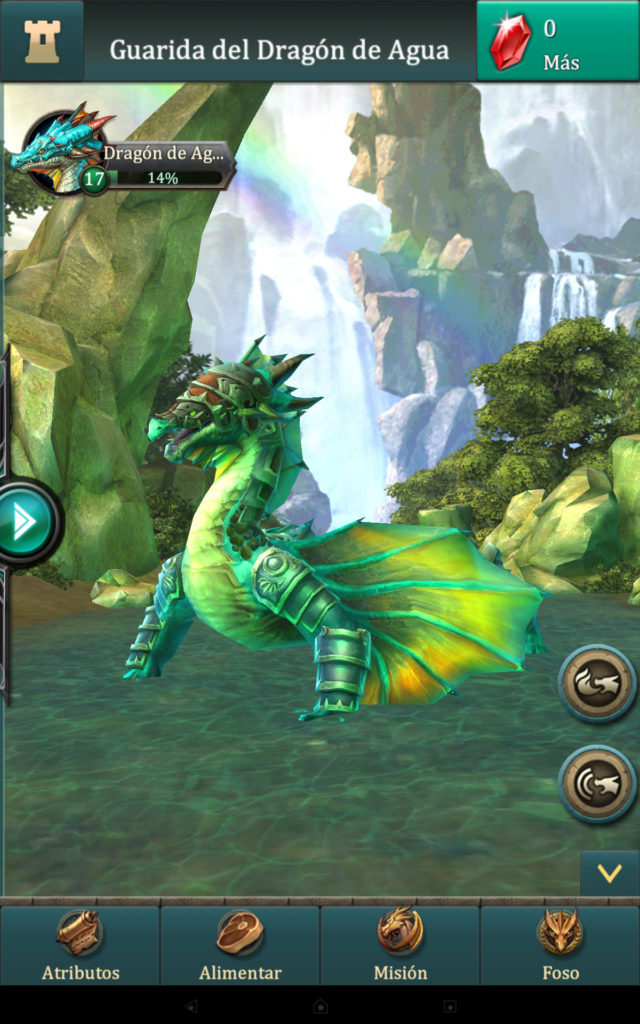 Dragons Of Atlantis Dragon De Agua
