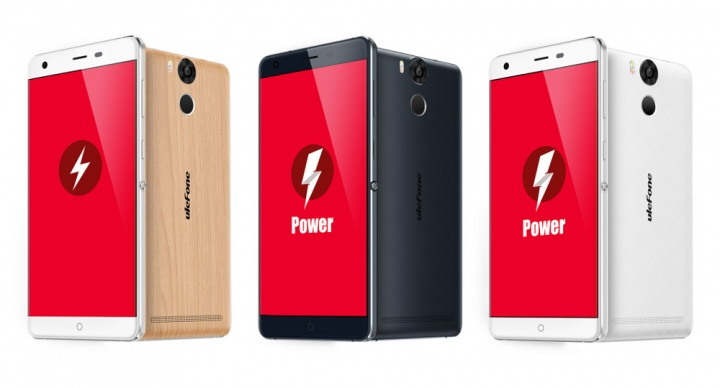 ulephone power colores