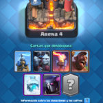 Clash Royale arena 4